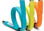 LaCie launches colour-coded Flat Cables - photo 1