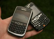 BlackBerry Curve 8900 mobile phone - photo 3