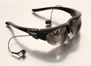 Vuzix Wrap 920AV video glasses turn up online - photo 3