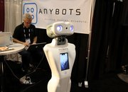 Anybots unveils QA telepresence robot - photo 5