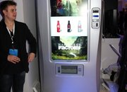Vending machine goes hi-tech - photo 2