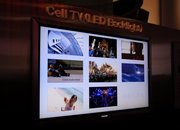 "Toshiba ""Cell"" television shown at CES - photo 2"