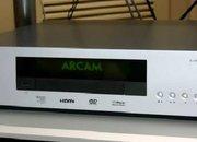 Arcam Blu-ray player snapped at CES - photo 2