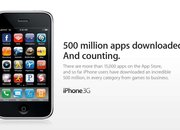 App Store hits 500 million downloads - photo 2
