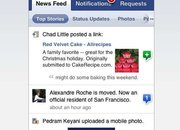 Facebook for iPhone gets 2.1 update  - photo 2