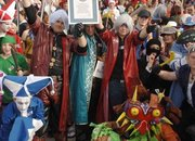 Gamers dress up to break world record - photo 1