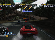 New screens released for OutRun Online Arcade - photo 2