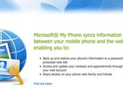 "Microsoft's SkyBox service site live as ""My Phone""  - photo 2"