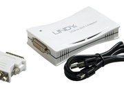 Lindy launches USB to DVI adapter  - photo 2