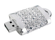 Brando offers crystal padlock USB flash drive - photo 2