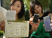 LG unveils solar power phone too - photo 5
