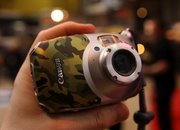 Canon D10 digital camera - photo 3