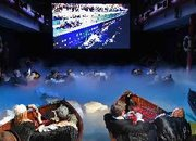 Sky+HD screens Titanic in a London swimming pool - photo 2