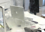 Apple PowerBook explodes - photo 2