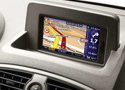 "TomTom reveals embedded ""Carminat"" GPS for Renaults  - photo 1"