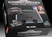 "Blaze to release ""new"" Sega Mega Drive - photo 1"