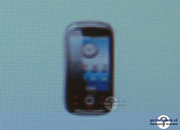 Samsung's first Android phone revealed  - photo 2