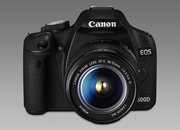 Canon EOS 500D DSLR camera launches - photo 2