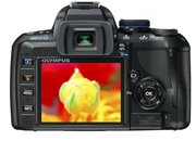 Olympus E-450 DSLR announced  - photo 4