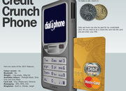 "Dial-a-Phone unveils ""credit crunch phone"" - photo 3"