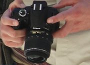 New Nikon DSLR revealed in spy shots - photo 4