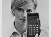 HP collects award for calculator from 1972 - photo 3