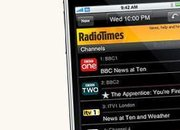 Radio Times launches iPhone app - photo 1