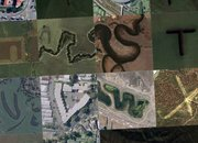 Google Earth alphabet revealed  - photo 1
