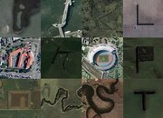 Google Earth alphabet revealed  - photo 3
