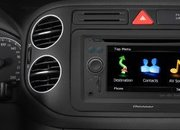 Pioneer announces new built-in GPS multimedia centre - photo 2
