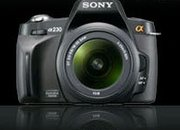 Sony Alpha 230, 330 and 380 cameras leaked - photo 1