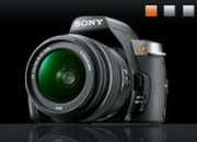 Sony Alpha 230, 330 and 380 cameras leaked - photo 2