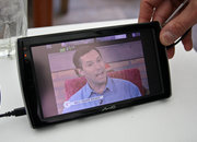 Navman Spirit TV: 7-inch Satnav with built-in Freeview - photo 4