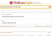 Wolfram Alpha's clever answers - photo 2