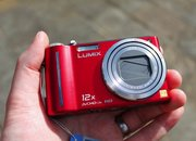 "Panasonic Lumix TZ7 ""striking red"" - photo 2"
