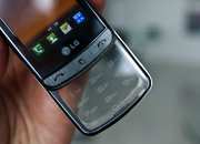 LG GD900 Crystal mobile phone - photo 2