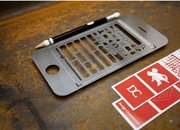 iPhone stencil kit offered  - photo 3