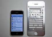 iPhone stencil kit offered  - photo 4