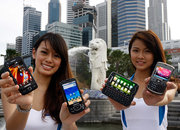 Samsung B7610 Louvre gets official in Asia  - photo 2