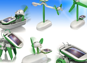 IWOOT offers 6-in-1 Solar Robot Kit - photo 1