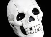 Novelty skull-shaped phone launches  - photo 1