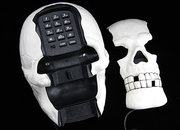 Novelty skull-shaped phone launches  - photo 2