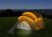 Orange reveals updated solar tent concept - photo 3