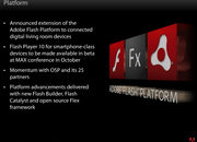 Adobe: Flash support to smartphones this year - photo 2