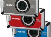 Pentax Optio W80 camera plays tough card - photo 5