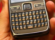 Nokia E72 mobile phone - photo 4