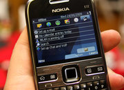 Nokia E72 mobile phone - photo 5