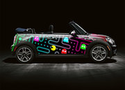 Mini Cooper gets a retro gaming make-over - photo 3