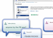 RIM launches MyBlackBerry social network - photo 1