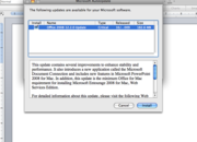 Microsoft Office 2008 for Mac SP2 released - photo 2